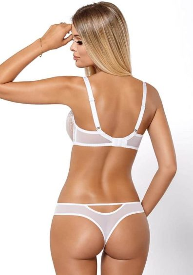 Abby String white – Back – Pari Pari By Valerie