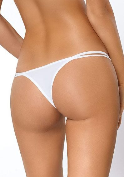 SARI_WHITE_STRING_CLOSE_REAR