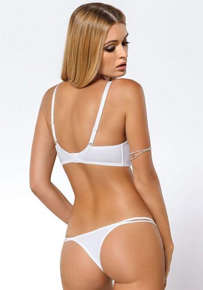 Sari String white – Back – Pari Pari By Valerie