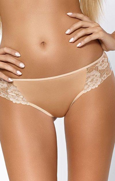 Tavia String beige-nude - Front - Pari Pari By Valerie