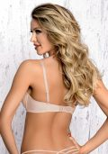 Sirocco Push-up BH beige-nude-no-2 – Back – Axami By Valerie