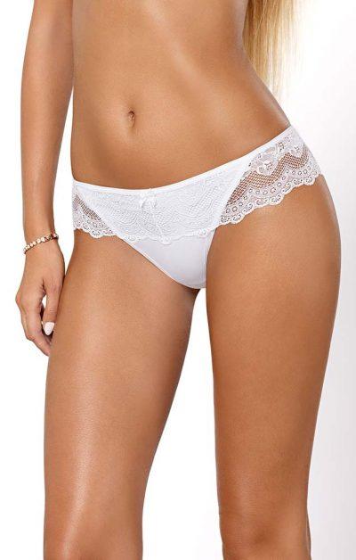 Cassi Brazilian white - Front - Pari Pari By Valerie